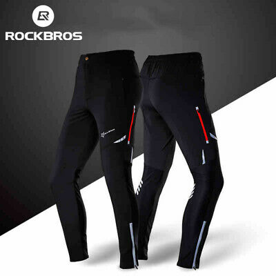 UK STOCK Cycling Pants Casual Pnats Bike Tights Sports Long Trousers NEW ARRIVAL • 19.99£