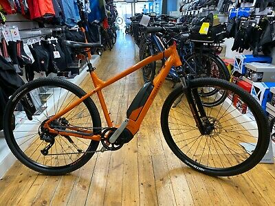 Ridgeback 2020 X2 Electric Bike 122 Kms Only Large • 2,000£