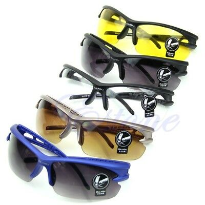 Cycling Riding Outdoor Sports UV Protective Goggles Glasses… • 5.99£