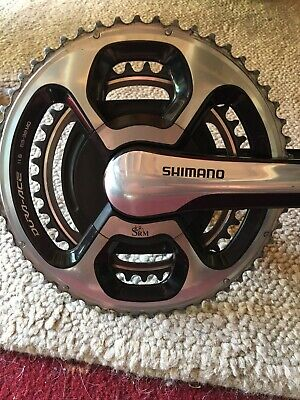 SRM Power Meter Dura Ace 9000 Shimano Like Stages Garmin • 650£