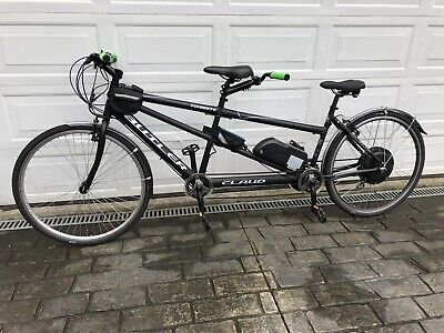 Tandem E Electric Bike Bicycle • 1,700£