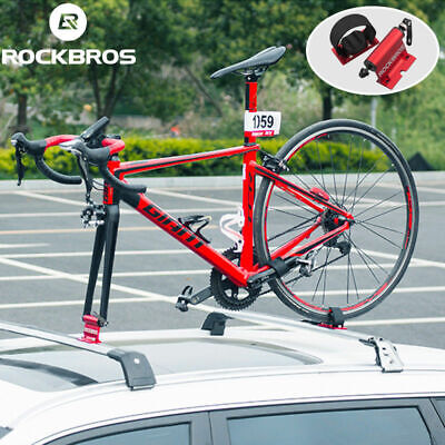 RockBros Bicycle Car Rack Carrier Quick-release Alloy Fork Block Mount Rack • 36.66£