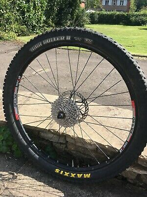 DT Swiss XR 4.2D 26  MTB Wheelset With Hope Hoops Hubs, Rotors, Tyres And Casset • 69£