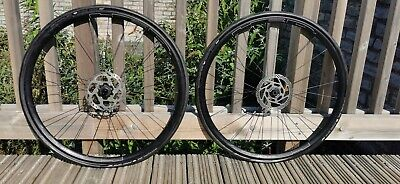 Hed Ardennes Tubeless Disc Wheelset W Tyres And Discs. Rrp £700 11spd Clincher • 175£