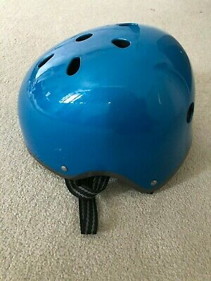 Micro Scooter Classic Blue Helmet Size Small (48-53cm) - Barely Worn • 2.70£