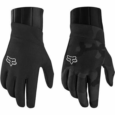 Fox Defend Pro Fire Gloves FA20 MTB Mountain Bike Winter Cold Weather Protection • 35£