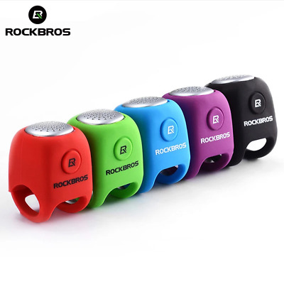 RockBros Mini Bike Bell Cycling Electric Bells Horns Rainproof 3 Molde Voices UK • 8.99£