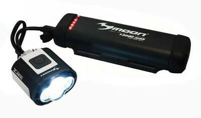 Moon X-Power 1800 Front Led Bike Cycle Light RRP £219.99 • 99£