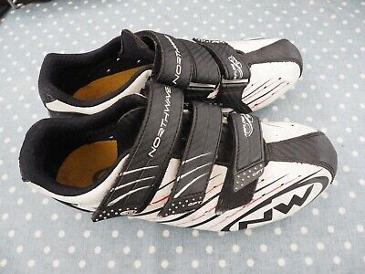 Northwave Carbon Soled Cycling Shoes Size 41 • 8£