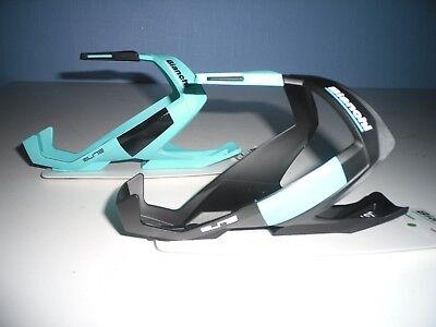 BIANCHI  CUSTOM RACE PLUS FIBRE BOTTLE CAGES By ELITE • 42£