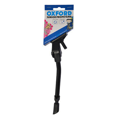 Oxford Kids Bike Junior Kickstand. Littlefoot Prop Stand For Kids Bike. Black  • 11.99£
