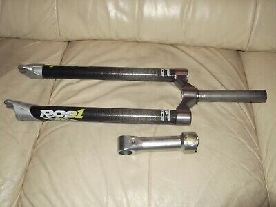 Pace Carbon RC31 Forks. 26 . • 130£