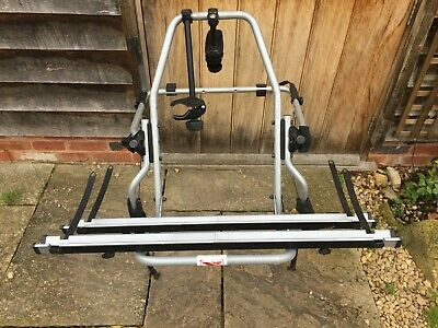 Car Cycle Carrier Rack For 2 Bikes • 30£
