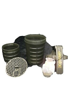 6 X Grenade Protein Shakers • 22£