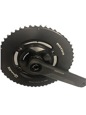 Rotor Inspider Power Meter , 110BCD 4bolt, Not Quarq, 4iiii, Stages • 133£
