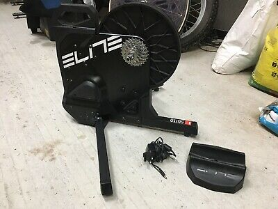 Elite Suito Direct Drive Smart Turbo Trainer With Cassette - Zwift Ready • 590£