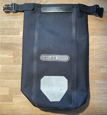 Ortlieb Outer Pocket - Small (F91S). Waterproof Pocket For Panniers & Rucksacks • 15£