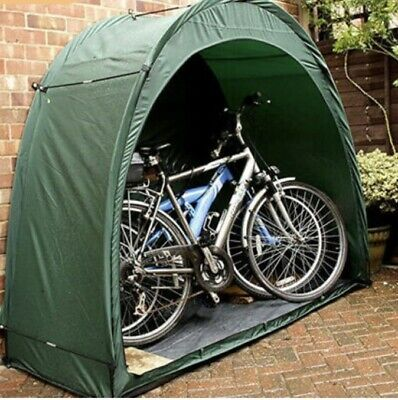 Roeam Bike Storage Shed, Bicycle Cover 190T Bike Sheds Storage Outdoor With Wind • 34.99£