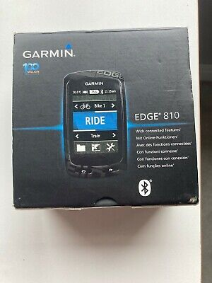 Garmin Edge 810 With UK And Europe Maps, Silicone Case, Box And Fittings • 62£