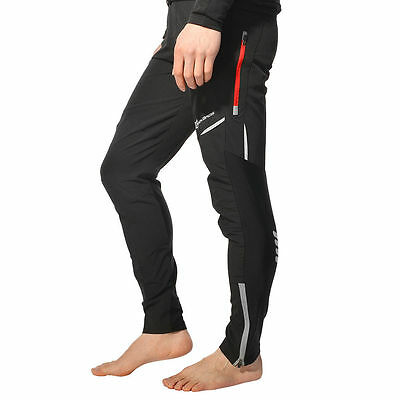RockBros Cycling Pants Casual Bicycle Bike Tights Riding Sports Long Trousers • 17.99£