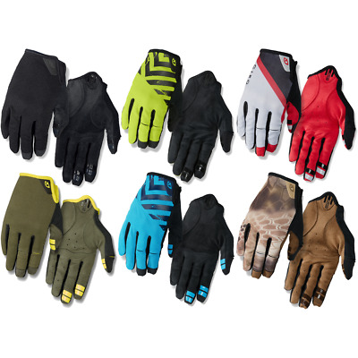 Giro DND Gloves 2019 MTB Mountain Bike Full Finger Enduro Trail Cycle New SALE • 19.99£