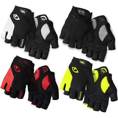 Giro Strade Dure Supergel Mitts 2020 Road Cycling Gel Padded Half Finger Gloves • 30.99£