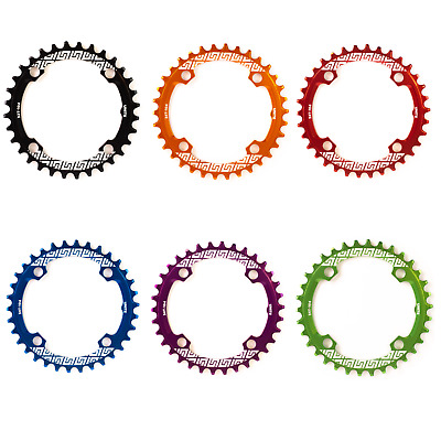 UNITE CO 104 Bcd Chain Ring U.K Made Shimano Eagle Compatible Chainring • 19.99£