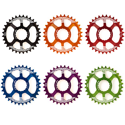UNITE CO Race Face Cinch Mount Chain Ring UK Made Thick Thin Eagle Chainring • 25.99£