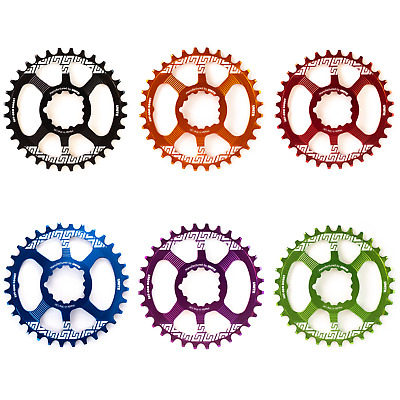 UNITE CO  Sram Direct Mount BOOST Chain Ring UK Made Thick Thin Eagle Chainring • 25.99£