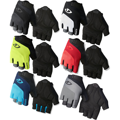 Giro Bravo Gel Mitts 2020 Road Bike Cycling Gloves Padding Endurance Cycle New • 21.99£