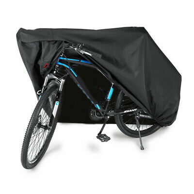 Waterproof Rust Prevention Cycle Bicycle Bike Dust Rain Resistant Cover Garage • 12.19£