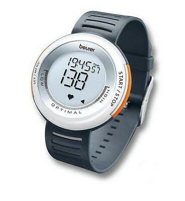 Beurer PM 58 Heart Rate Monitor Pulse Watch Easy To Use GENUINE NEW • 52.90£