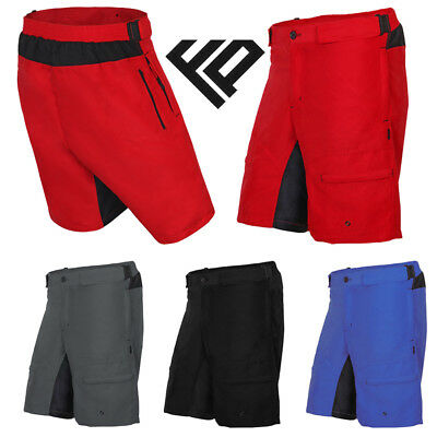 MTB Cycling Short Off Road Bicycle With Cool Max Padded Liner Shorts Dimex Sport • 21.99£