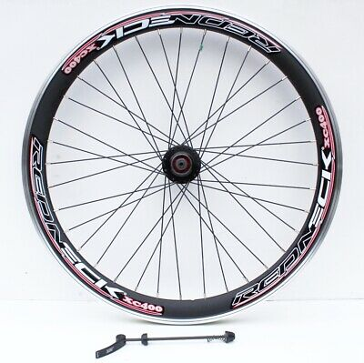 26   MTB  7/8/9/10 SPEED  COMPATIBLE REAR WHEEL, BOMBPROOF 43mm DEEP XC400 RIM  • 62.95£