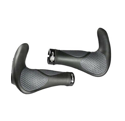 Velo  Handlebar Grip Ergogel D3  Ergonomic Shape  Bar Ends Mountain Bike • 19.88£