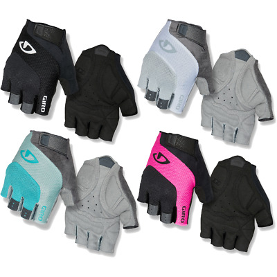 Giro Women's Tessa Gel Mitts 2020 Road Bike Cycling Gloves Endurance Padding New • 21.99£