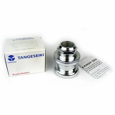 Tange MX-2 1 Inch Threaded Old School BMX Headset Chrome Made In Japan • 21.99£