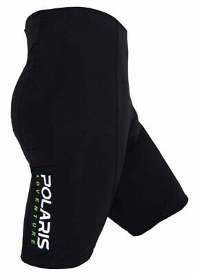 Cycling Shorts With Padded Insert Black • 10£