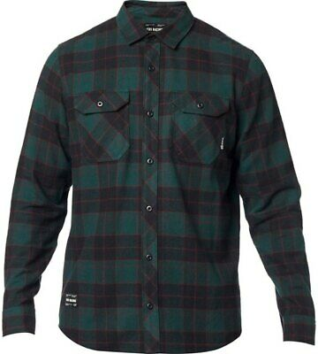 Fox Racing Traildust 2.0 Flannel Shirt - Checked Long Sleeve  • 39.99£