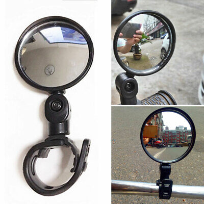 2x360° Flexible Cycling Mirror View Bike Handlebar Safety Bicycle Rear Rearview • 5.27£
