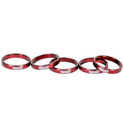 Vocal BMX Alloy Headset Spacer 5mm Red • 2.99£