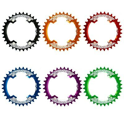UNITE CO XT M8000 Chain Ring UK Made Eagle Compatible 96 Bcd Chainring • 19.99£