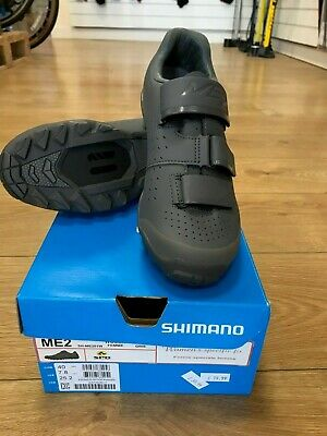 Woman's Shimano ME2 Shoes GREY - Size 40 • 39.99£
