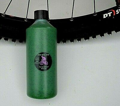 500ml Tubeless Tyre Sealant Tyre  MAX  Performance Now With FREE Install Kit • 9.75£