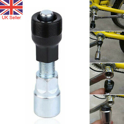 Bicycle Bike Crank Arm Wheel Puller Remover Repair Extractor Mountain Tool UK • 3.87£