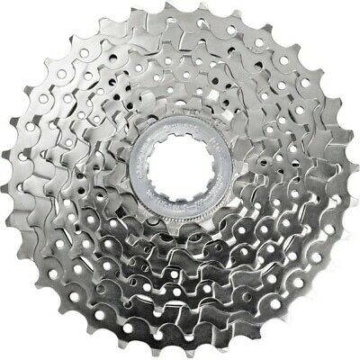 8 Speed Cassette Shimano HG50 All Sizes Bicycle Rear Gears Sprocket Cogs • 19.99£