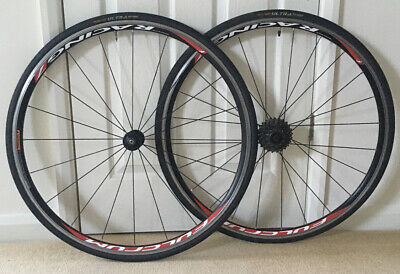 Fulcrum Racing 7 Alloy Clincher Shimano Wheelset 700c • 51£