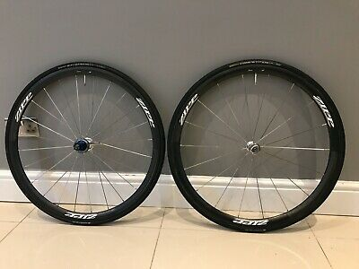 Zipp 202 Tubular Carbon Wheelset And Tyres • 108£
