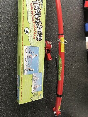 Trail-Gator Kids Red Bike Tow Bar • 19.90£