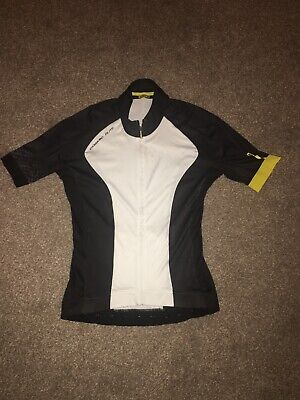 Mavic Cosmic Elite Jersey SIZE - Medium - WHITE - BLACK • 20£